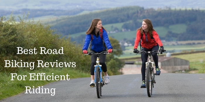 Best Road biking reviews for efficient riding